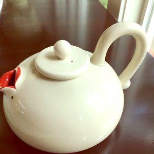 """Vintage Fitz & Floyd """"Lip Service"""" Teapot"""